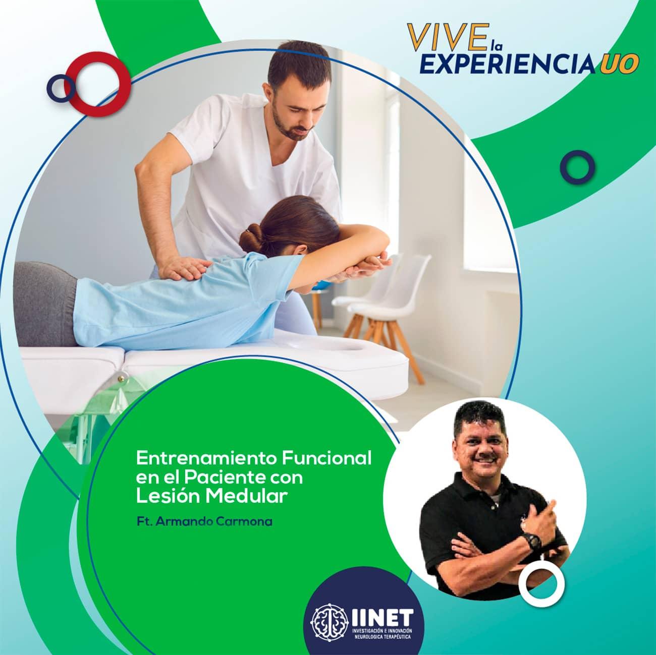 Entrenamiento funcional en pacientes con lesión medular