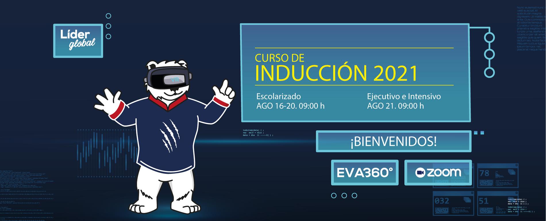 Curso de Inducción 2021