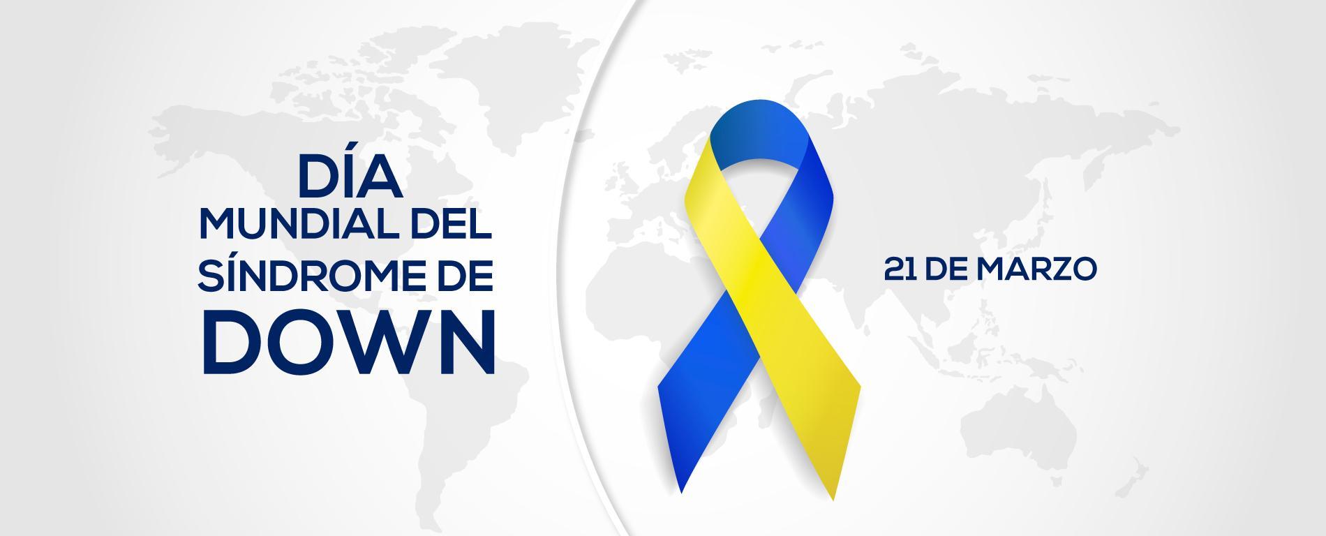 Día internacional del sindrome de down