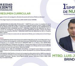 Simposium Nutricion Luis